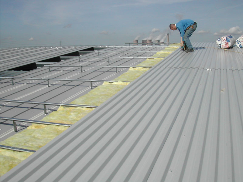 ... Profiled Metal Roofing ...